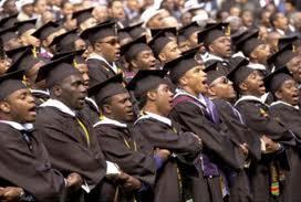 black graduates