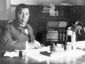 Booker T Washington 1902