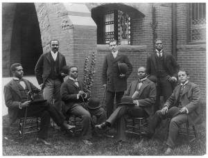 Howard University Class Picture 1900