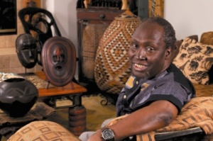 Featured Speaker, Professor Ngugi Wa Thiong'o