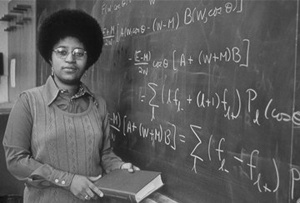 Shirley Jackson - First AA female PhD Graduate of MIT