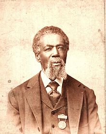 Born:  October 6, 1824 Metuchen, New Jersey Died:  February 4, 1904 (age 79) Perth Amboy, New Jersey Known for: The first African American to vote in the United States after the passage of the 15th Amendment